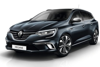 Nouvelle Mégane Estate