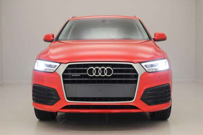 audi q3 2 0 tdi 150 ch s tronic 7 quattro ambiente rouge. Black Bedroom Furniture Sets. Home Design Ideas