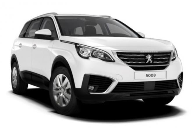 peugeot 5008 suv 1 5 bluehdi 130ch s s eat8 active avec options auto ies. Black Bedroom Furniture Sets. Home Design Ideas