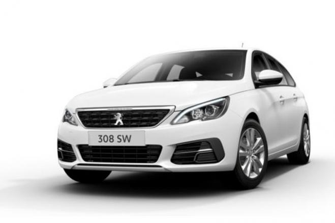 peugeot 308 sw nouvelle 1 5 bluehdi 130ch s s bvm6 active auto ies. Black Bedroom Furniture Sets. Home Design Ideas
