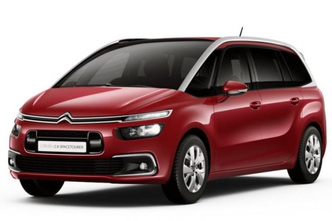 CITROEN Grand C4 SpaceTourer