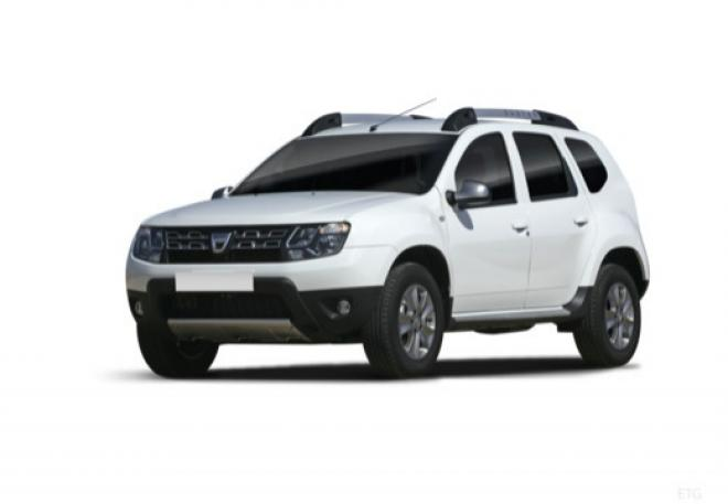 dacia duster dci 110 4x2 silver line 2017 avec options auto ies. Black Bedroom Furniture Sets. Home Design Ideas