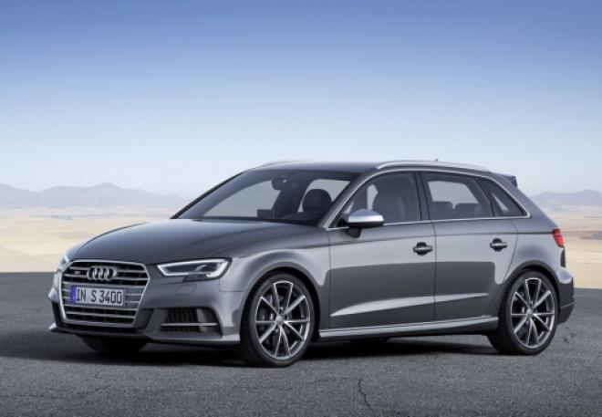 audi s3 sportback 2 0 tfsi 310 s tronic 7 quattro avec options auto ies. Black Bedroom Furniture Sets. Home Design Ideas