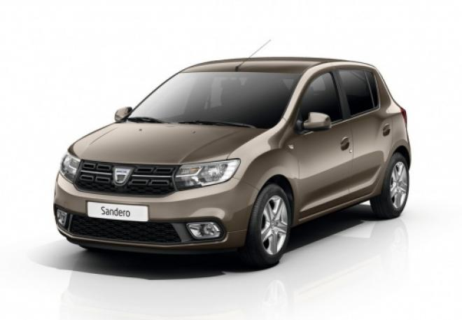 dacia sandero nouvelle sce 75 ambiance avec options auto ies. Black Bedroom Furniture Sets. Home Design Ideas