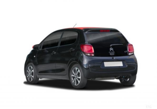 citroen c1 vti 72 etg shine 5 portes avec options auto ies. Black Bedroom Furniture Sets. Home Design Ideas