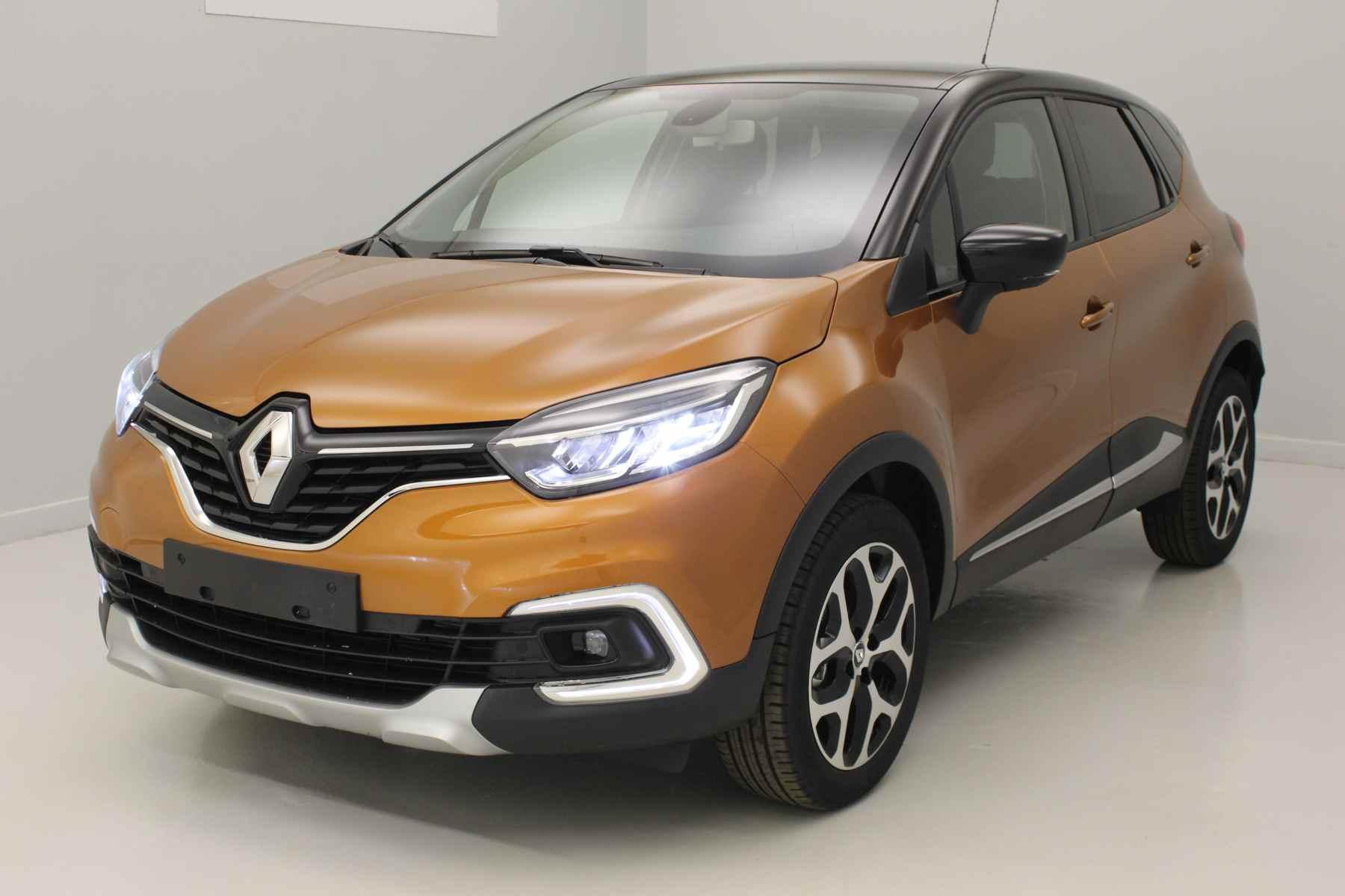 renault nouveau captur tce 90 energy intens orange atacama toit noir pack r link bose. Black Bedroom Furniture Sets. Home Design Ideas