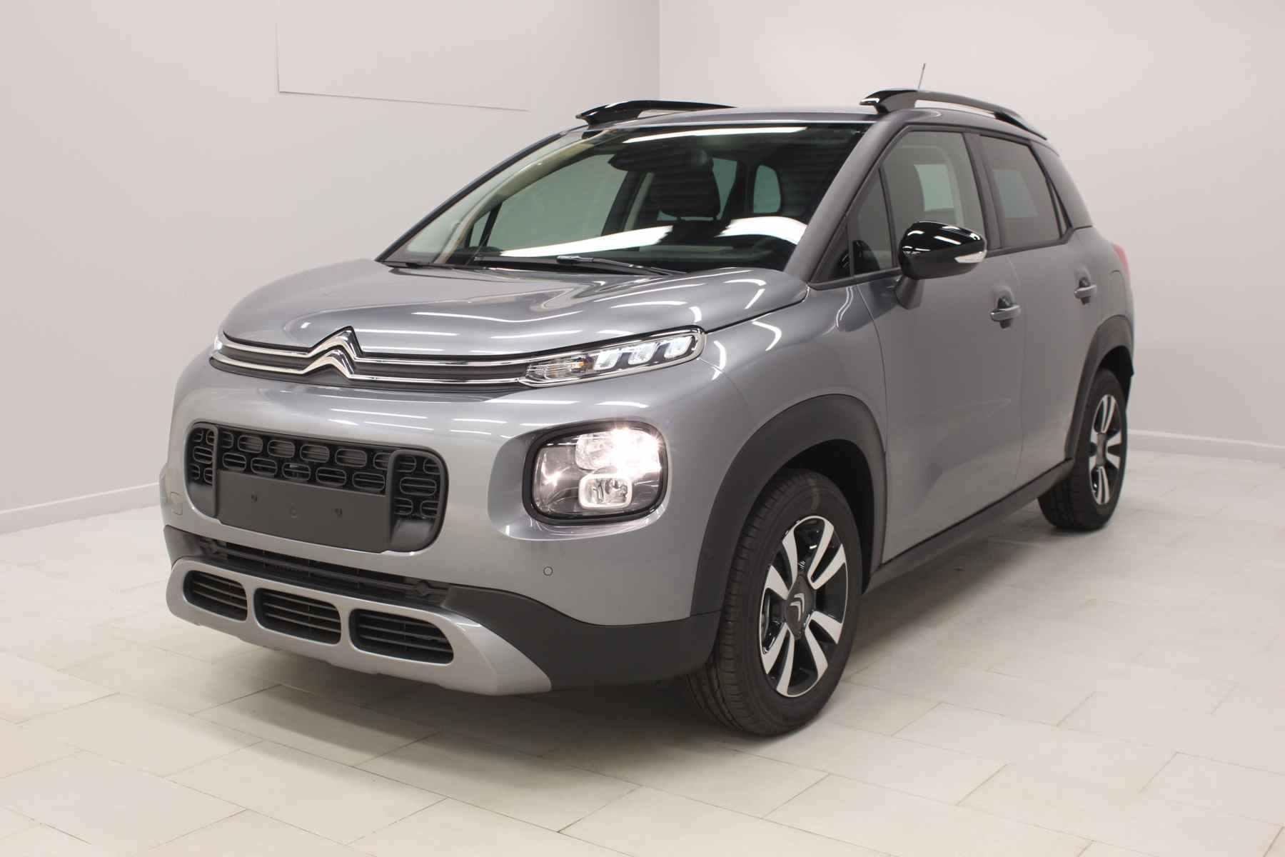 citroen c3 aircross puretech 110 s s eat6 shine misty grey acc s d marrage mains libres. Black Bedroom Furniture Sets. Home Design Ideas