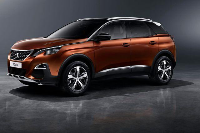 peugeot 3008 nouveau suv 1 5 bluehdi 130ch s s eat8 gt line avec options auto ies. Black Bedroom Furniture Sets. Home Design Ideas
