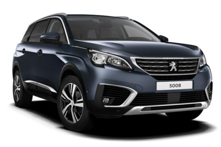 peugeot 5008 nouveau suv 1 5 bluehdi 130ch s s bvm6 allure avec options auto ies. Black Bedroom Furniture Sets. Home Design Ideas