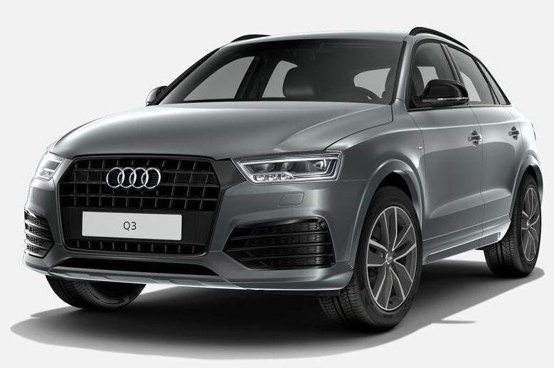 audi q3 2 0 tdi 150 ch s tronic 7 quattro midnight. Black Bedroom Furniture Sets. Home Design Ideas