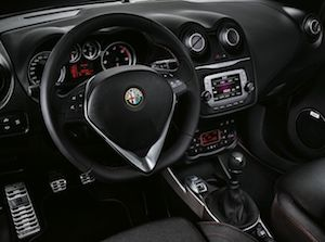 alfa romo mito siges intrieur