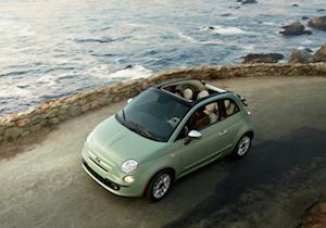 fiat 500 cabrio par mandataire achat 500 cabrio moins cher auto ies. Black Bedroom Furniture Sets. Home Design Ideas