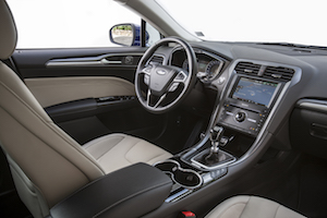 Ford Mondeo interieur