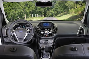 Ford B-Max interieur