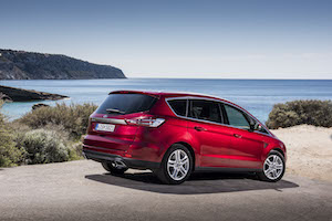 Ford S-Max arriere