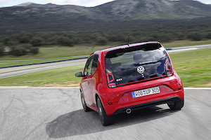 volkswagen up coffre
