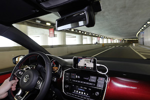 volkswagen up interieur